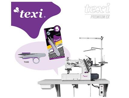 Texi Treccia Premium recubridora