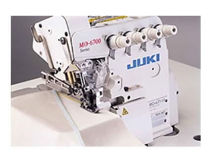 Máquina overloock de cinco hilos Juki MO-6716