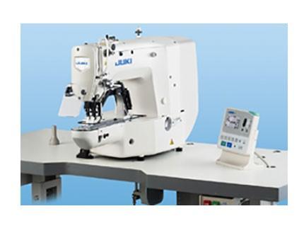 Máquina industrial para cololcar presillas Juki LK-1900BWS