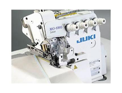 Máquina overloock industrial de cinco hilos Juki MO-6916S