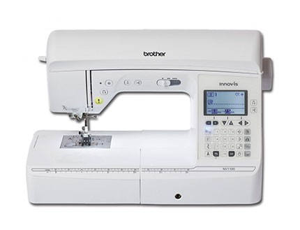 Máquina de coser Brother NV 1100
