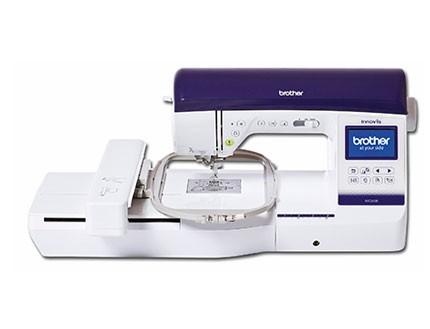 Máquina de coser y bordar Brother NV 2600