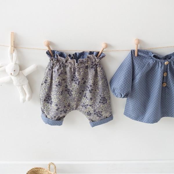 Comodo Pantalón de Bébé Baptiste  3-6 mois