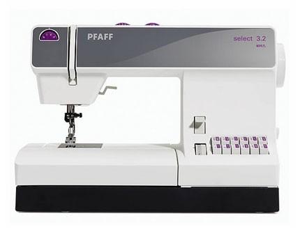 Máquina de Coser Pfaff Select 3.2