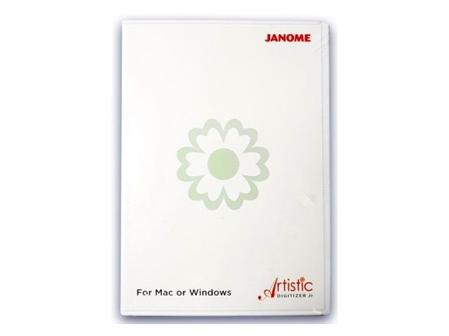 Programa Digitalizer Jr Janome