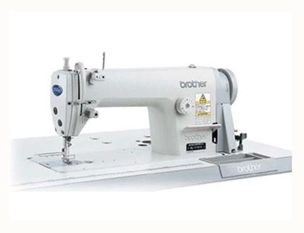 Máquina de coser industrial de puntada recta de una aguja Brother S-1000A