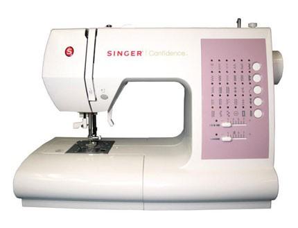 Máquina de coser Singer Confidence 7463