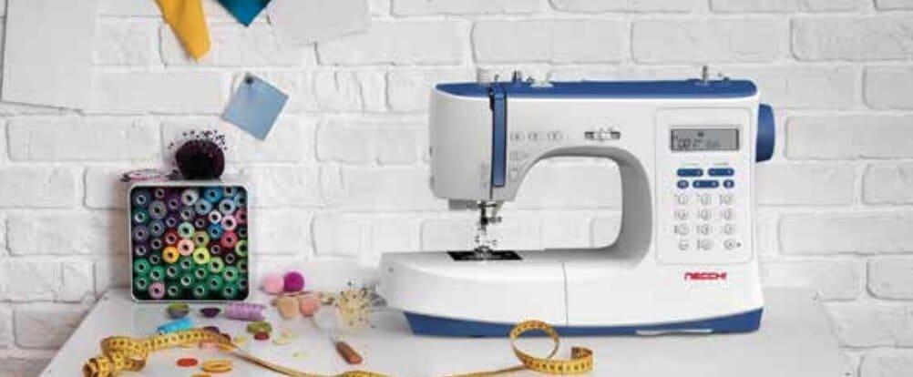 máquinas de coser Necchi