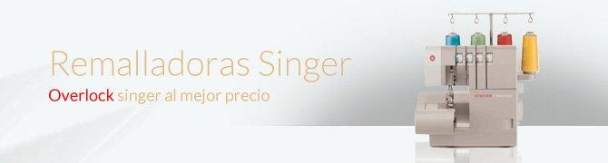 Remalladora Overlock Singer Comprar